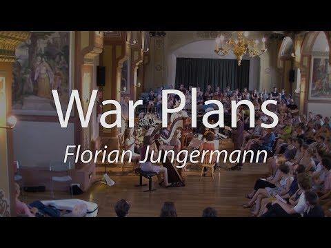 War Plans - Piece for chamber orchestra - Florian Jungermann