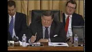 Budget Hearing - Environmental Protection Agency (Interior Subcommittee)
