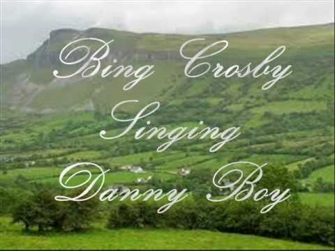 Danny Boy John Mcdermott Lyrics