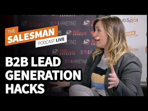Sales Lead Acquisition Tips, Tricks And Strategy With Frances Kelly