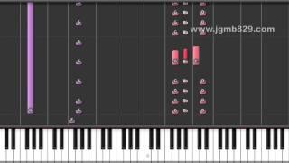 Girls' Generation - Flower Power Piano