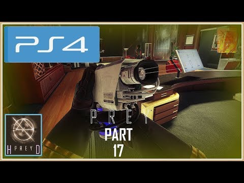 "Prey [PS4] - Walkthrough Part 17 (Nightmare Mode & Survival Challenge) ""You Rang?"" thumbnail"