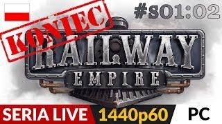 Railway Empire PL  Scenariusz: Bydło #2  I koniec!
