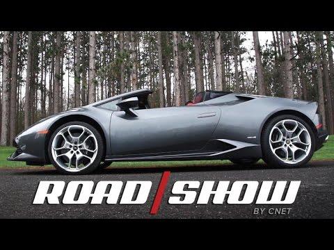 Lamborghini's Huracan Spyder is drop-top supercar perfection