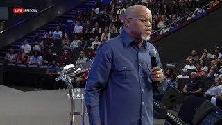 """Being Dissed"" Pastor John Jenkins Sr. (Powerful Message!)"