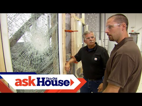 Impact Testing | Ask This Old House