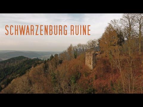 Фото Waldkirch Schwarzenburg-Ruine ( DJI Phantom 4 )