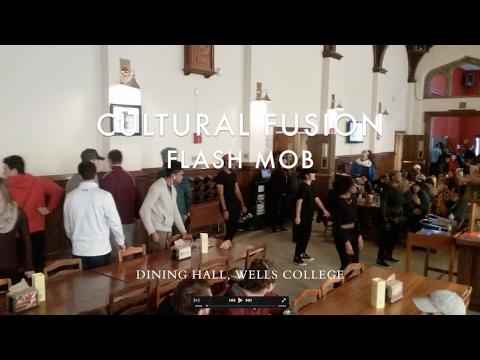 Wells College Cultural Fusion Flash Mob