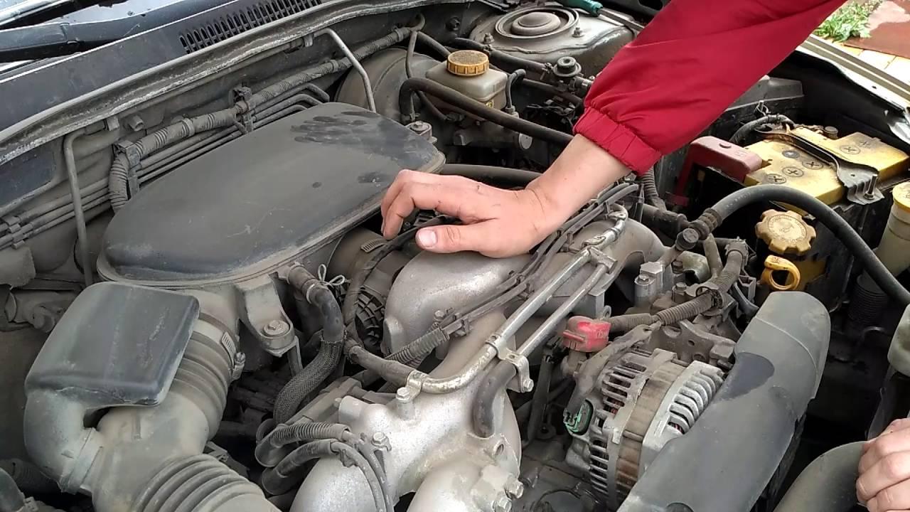 SERS: Вентиляция картерных газов