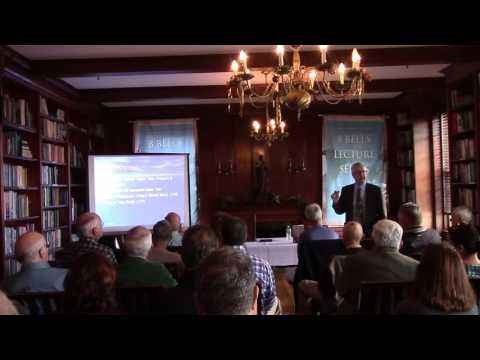 8 Bells Lecture | Steven Park: The Burning of His Majesty's