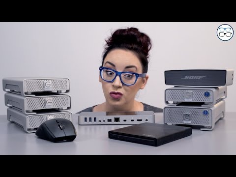 OWC Thunderbolt 2 Dock Review • The ultimate in mac connectability??