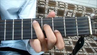 Jalpari by Atif Aslam Guitar Lesson - www.urduguitar.blogspot.com