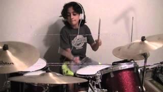 Baixar Raghav 11 Year Old Drummer - Whiplash Drum Cover