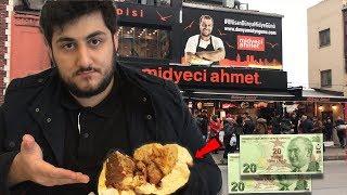 Fiyatıyla Uzaya Çıkartan KOKOREÇ Ve MİDYE Yemek! / Midyeci Ahmet