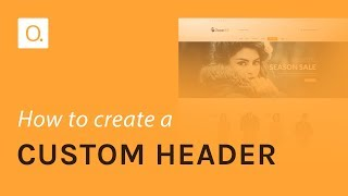 How to Create a Custom Header in OceanWP