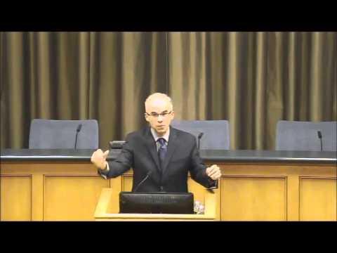Tulane Law School Dreyfous Lecture 2016 -- Ian Haney López