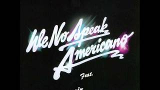 Dj Dragonix -  We no Speak Americano -  Break beat(2011)