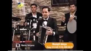 Rehman Cebrayilli Esqime Sahid Zaman dunya tv de