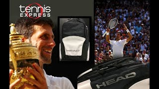 HEAD Djokovic Tennis Backpack and Bags | Tennis Express
