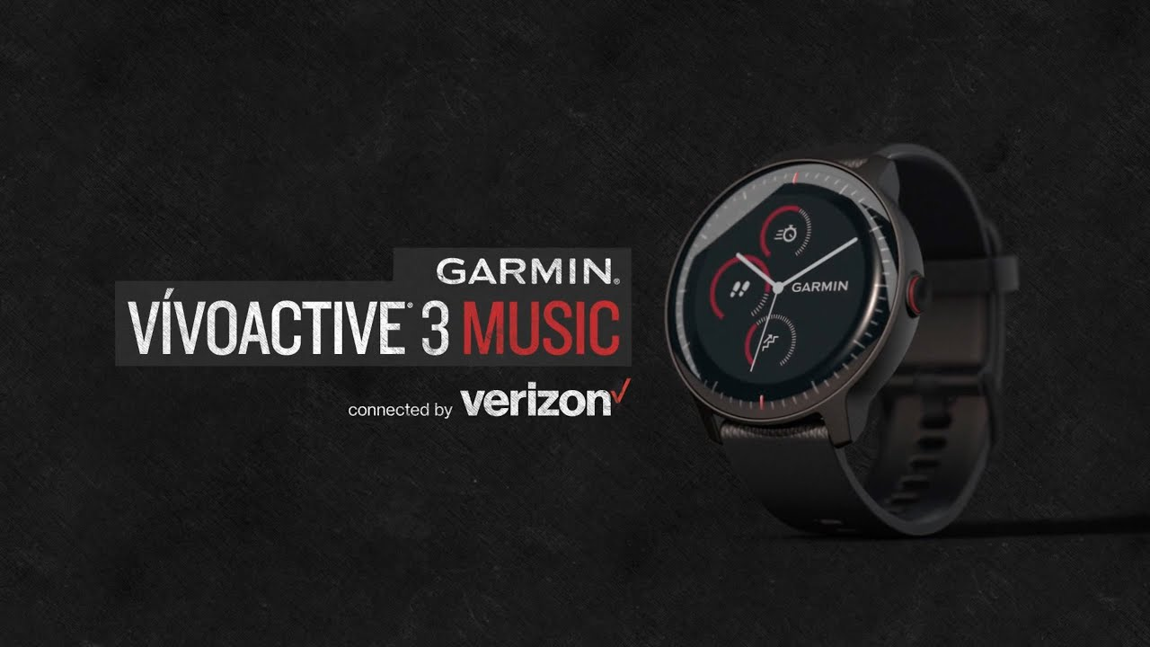 Garmin introduces its first LTE-enabled smartwatch - The Verge
