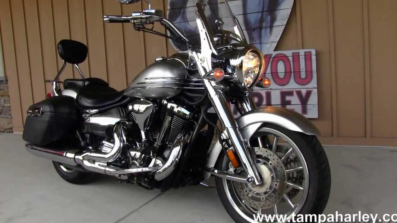 Used Yamaha Stratoliner Motorcycles
