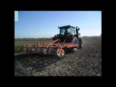 Preparazione letto di semina 2014 con massey ferguson 6615 dyna vt by az agricola gasparoni - Letto di semina ...