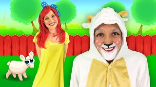 Mary Had a Little Lamb Song for Kids | Super Simple Nursery Rhymes. Sing Along With Tiki.