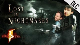SingSing & Gorgc CO-OP - Resident Evil 5 DLC: Lost in Nightmares