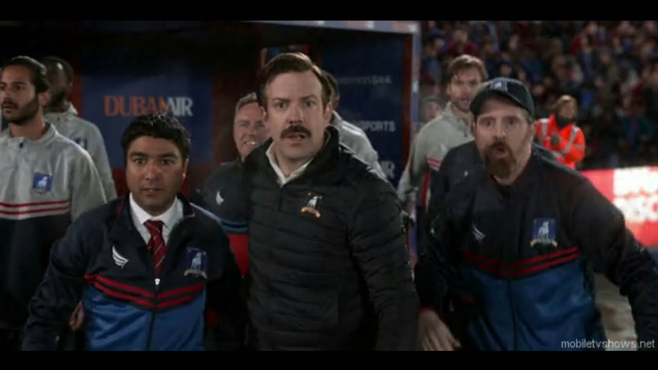 Download Ted Lasso Season 1 Episode 10 The Extra Pass