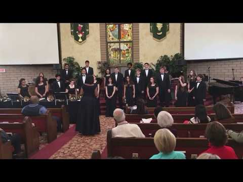 Wade in the Water - Lindaires of Rio Lindo Adventist Academy
