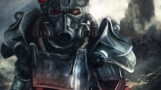 Fallout 4 4 Силовая броня