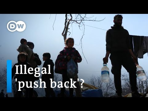 Is Greece illegally pushing refugees back to Turkey | Focus on Europe