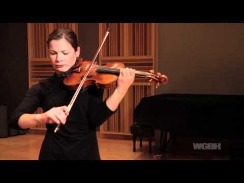 """WGBH Music: Bella Hristova plays a Bulgarian """"Ratchenitsa"""""""