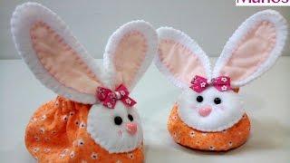 Babuchas para bebé con cabecita de conejo Mp3