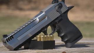 Made For The Outdoors TV Show - Magnum Research Desert Eagle - Kahr Firearms Group