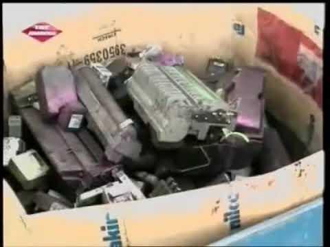 Exitcom Recycling - Murat İLGAR - TRT Anadolu