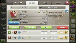 JOIN MY CLAN, FARMING @ TH9 | Clash of Clans Stream