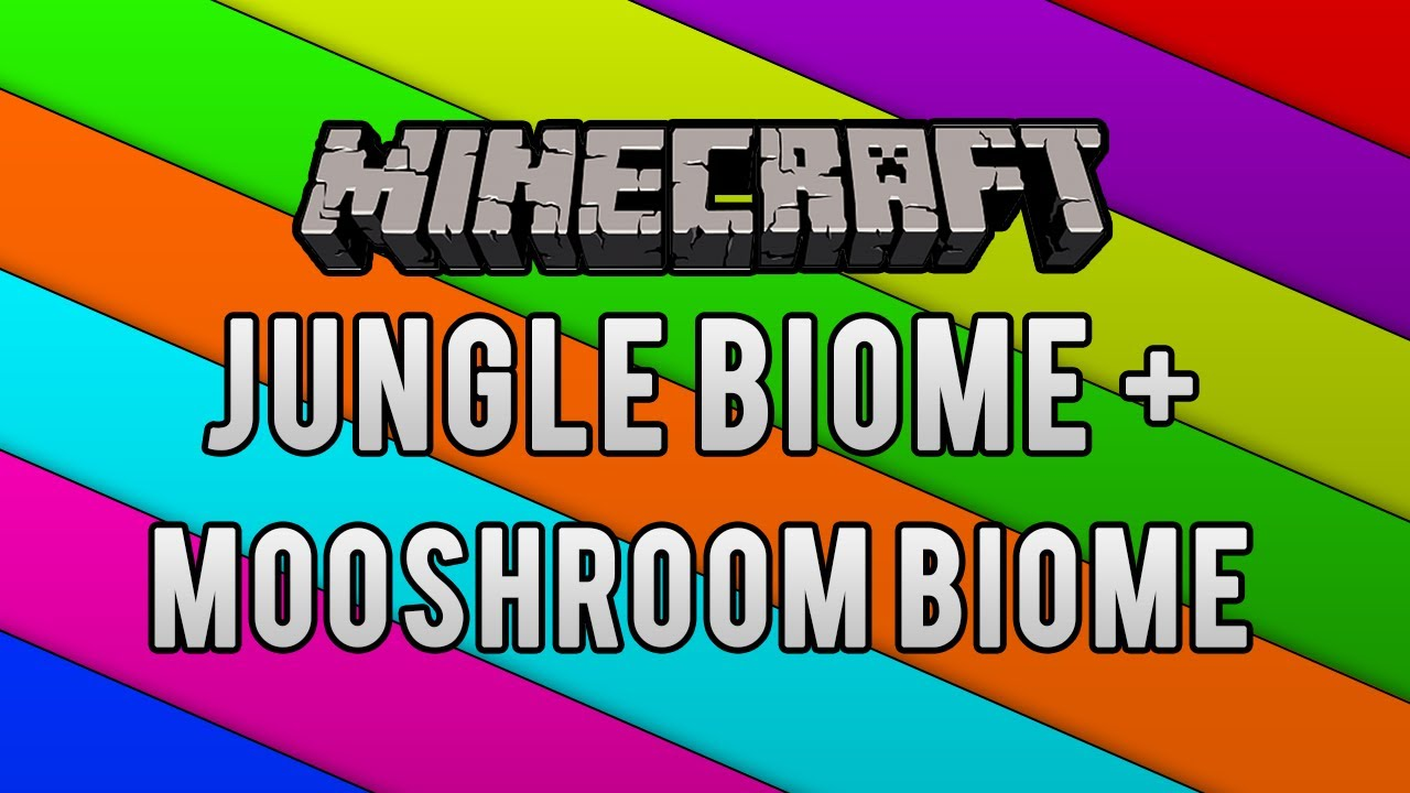how to find a mooshroom biome in minecraft