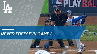 NLCS Gm6: Freese hits yet another Game 6 home run