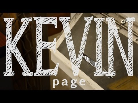 BEHIND THE SCENES | Kevin, page