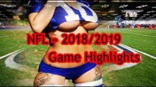 Miami Dolphins vs Detroit Lions - NFL SEASON 2018-19 21.10. WEEK-07 - Game Highlights