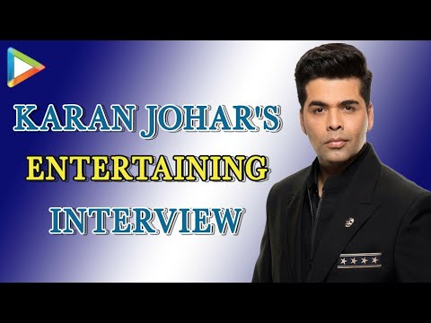 Karan Johar | Full Interview | Welcome To New York | Kuch Kuch Hota Hai | SRK | Salman | Aamir