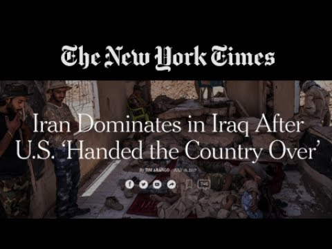 New York Times Beats War Drums Against Iran