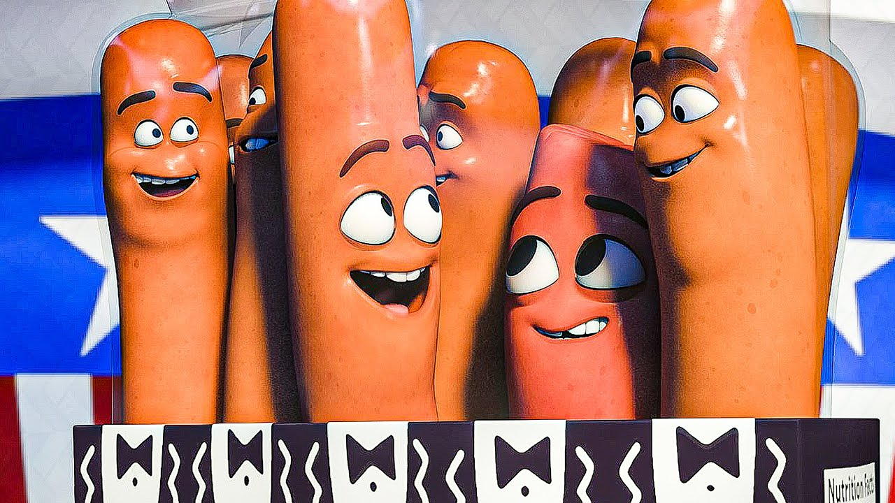 Download SAUSAGE PARTY: First 10 Minutes From The Movie (2016)