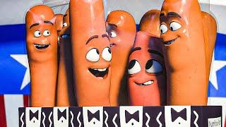 SAUSAGE PARTY: First 10 Minutes From The Movie (2016)