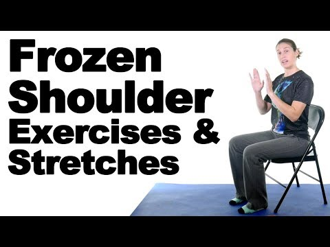 7 Best Frozen Shoulder Exercises & Stretches Ask Doctor Jo