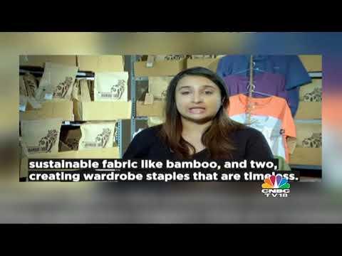 Changing India: Bamboo Clothing From Bengaluru