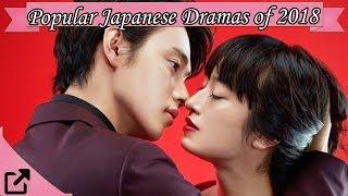 Top 25 Popular Japanese Dramas of 2018