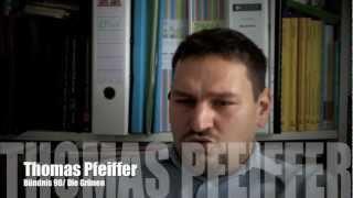 Thomas Pfeiffer (Platz 22) zur Europäischen Datenschutzverordnung