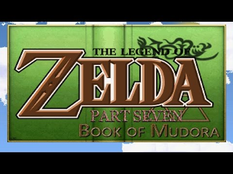 7 | Legend of Zelda - Book of Mudora (fan game)